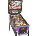 The Machine Bride of Pinbot (Williams 1991) Pinball