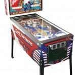 Captain Fantastic (Bally 1976 EM) – 4 Player Pinball