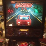 High Speed II – The Getaway (Williams 1992 DMD) Pinball