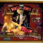 Mata Hari (Bally 1978) Pinball