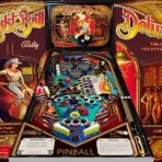 Bally (1980) Eight Ball Deluxe Pinball