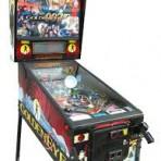 Sega (1996) 007 GoldenEye Pinball