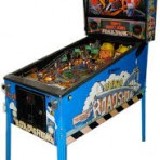Williams (1995) Road Show Pinball