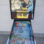 Cyclone (Williams 1988) Pinball