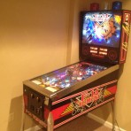 Williams (1987) F14 Tomcat Pinball