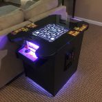 Ms. Pacman – Multicade Arcade Cocktail Table
