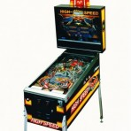 Williams (1986) High Speed Pinball