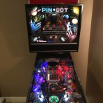 Williams (1986) Pinbot Pinball
