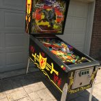 Williams (1980) Black Knight Pinball