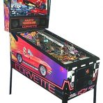 Bally (1994) Corvette Pinball
