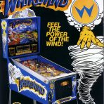 Williams (1990) Whirlwind Pinball