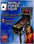 Stern (2006) World Poker Tour (WPT) Pinball