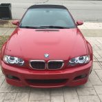 2006 ( e46) BMW M3 Convertible